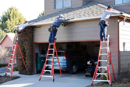 Gutter Installation In Fort Collins Co C Amp S Rain Gutters